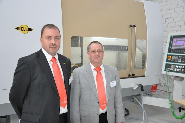 ELB en aba Grinding zien in België groeimarkt