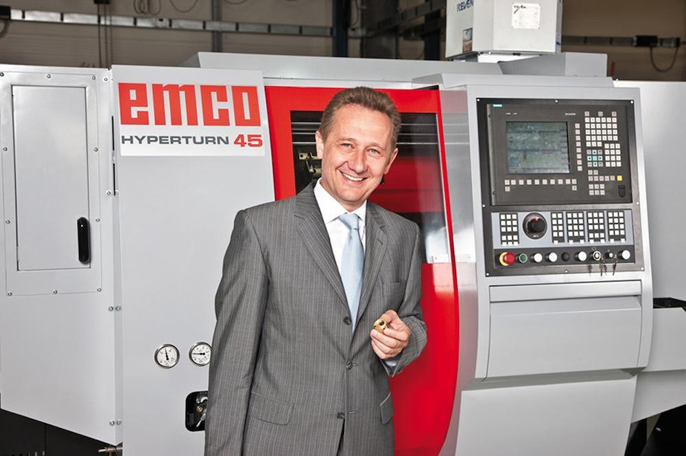 EMCO in handen Oostenrijks familiebedrijf