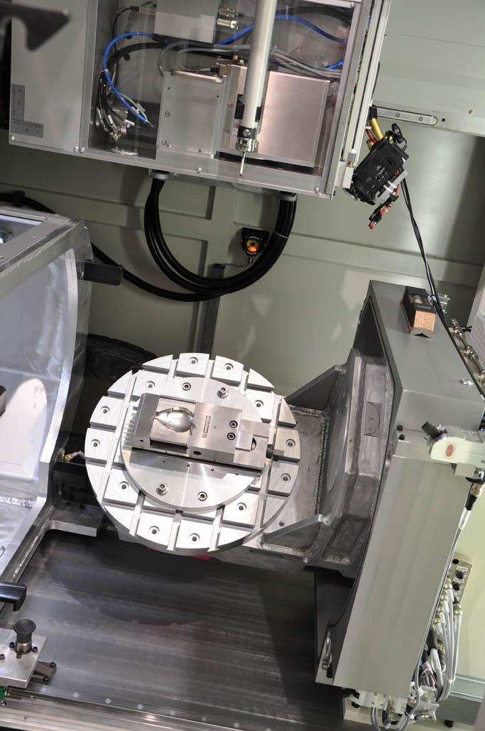 Machine voor laserpolijsten direct beschikbaar