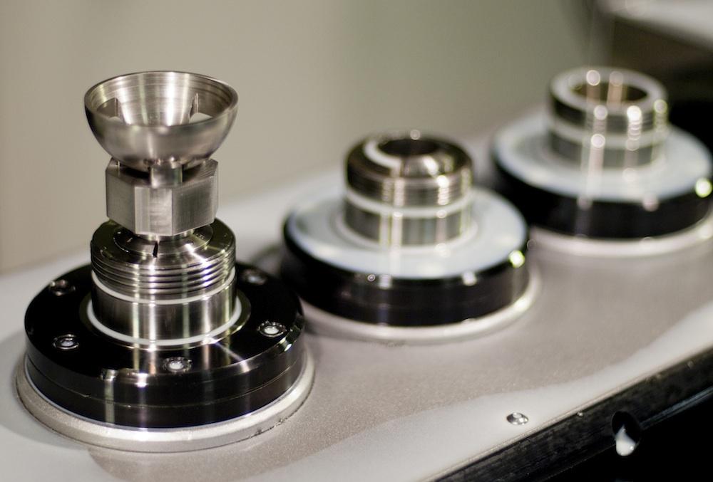 Medische producten op Haas-machines