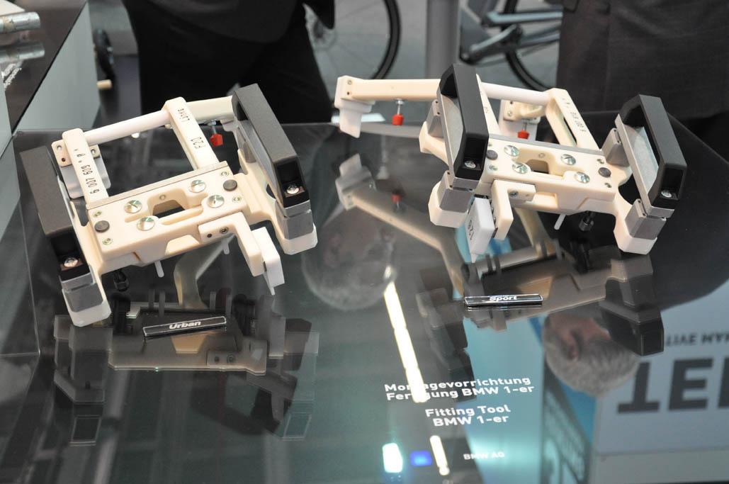 3D printers op EuroMold