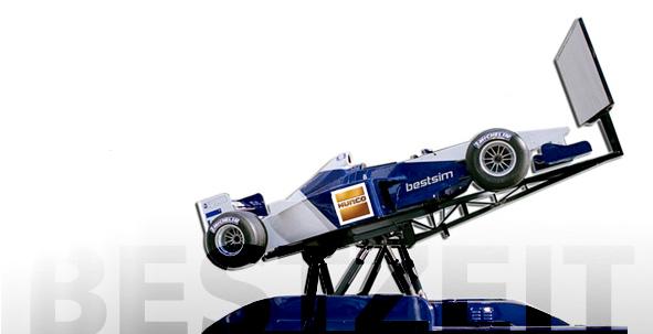 Hurco met F1 simulator naar de METAV