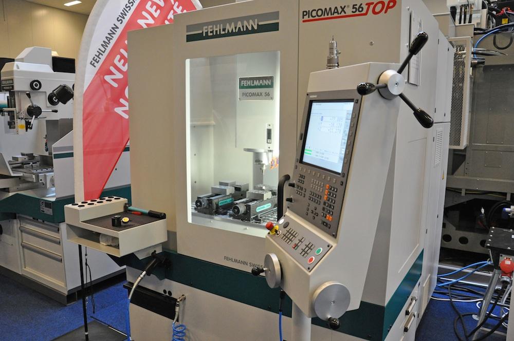 Fehlmann Picomax: veelzijdige inzet troef