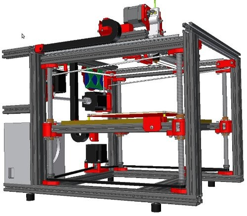 Top 5 Of Popular 3d Printers For Your Home