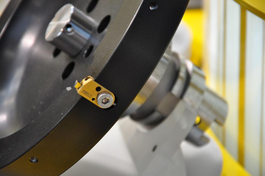 Paul Horn: met MKD nanometer precies verspanen