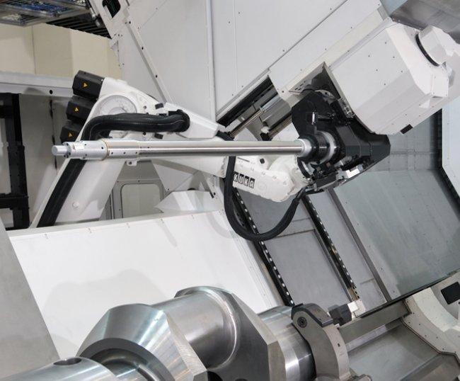 GMTK: frezen, draaien, slijpen, vertanden op één machine