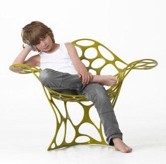 Vlaamse designer giet met 3D geprinte mallen