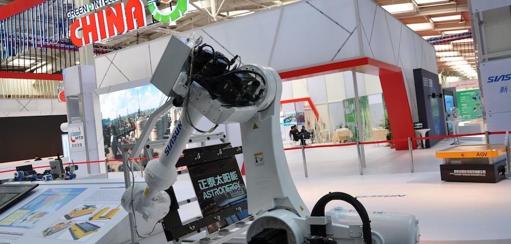 Chinese machinebouw wil naar de top