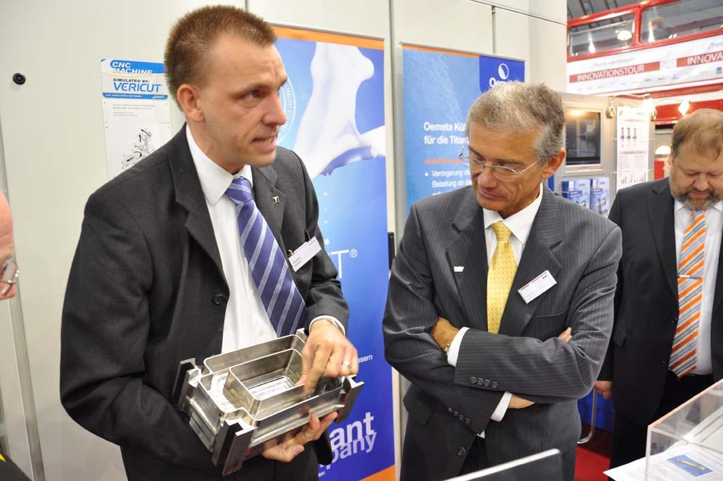 AMB 2012: waar gaat de metaalbewerking naar toe?