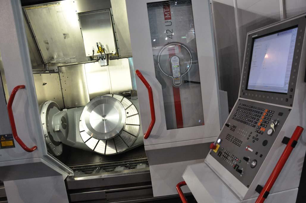 Hermle: machinemarkt neemt gas terug