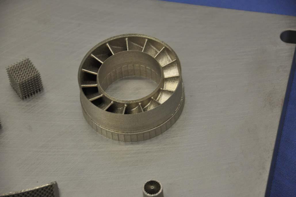 Fraunhofer ILT: vijf keer sneller metaal opgroeien