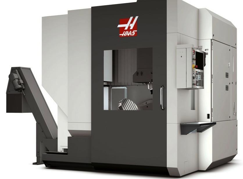 Haas lanceert 5-assige machine UMC-750 op IMTS