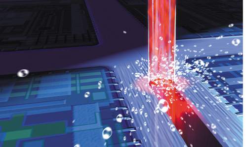 Makino ontwikkelt machines voor Laser MicroJet