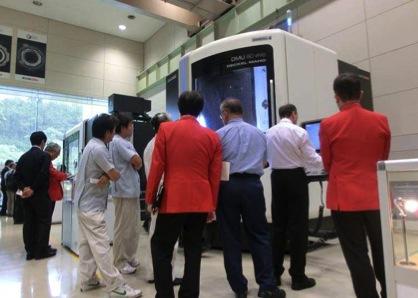Mori Seiki trekt 10.000 bezoekers naar Innovation Days