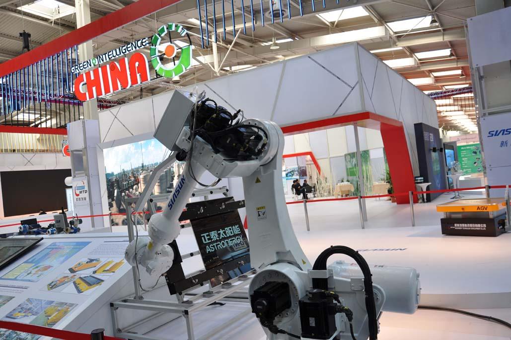 Chinese machinebouw legt Duitsland vuur aan de schenen