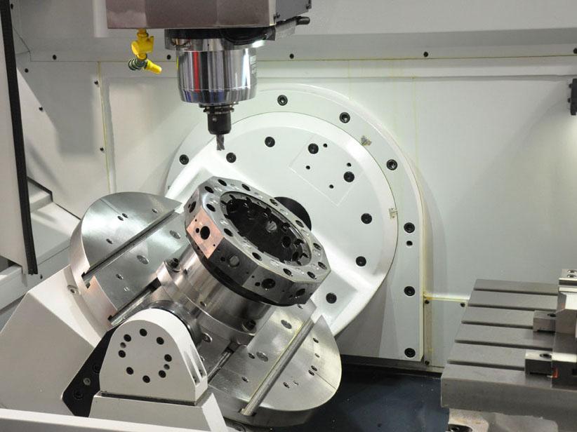 Voordelen 5-assige machine vaak onderschat