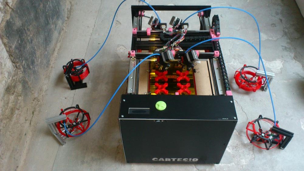 MaukCC: massaproductie met 3D printer