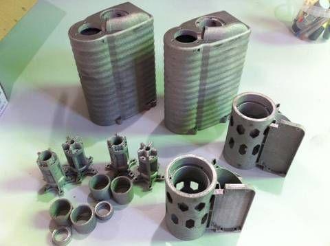 3D geprinte boormachine: preciezer, lichter, goedkoper