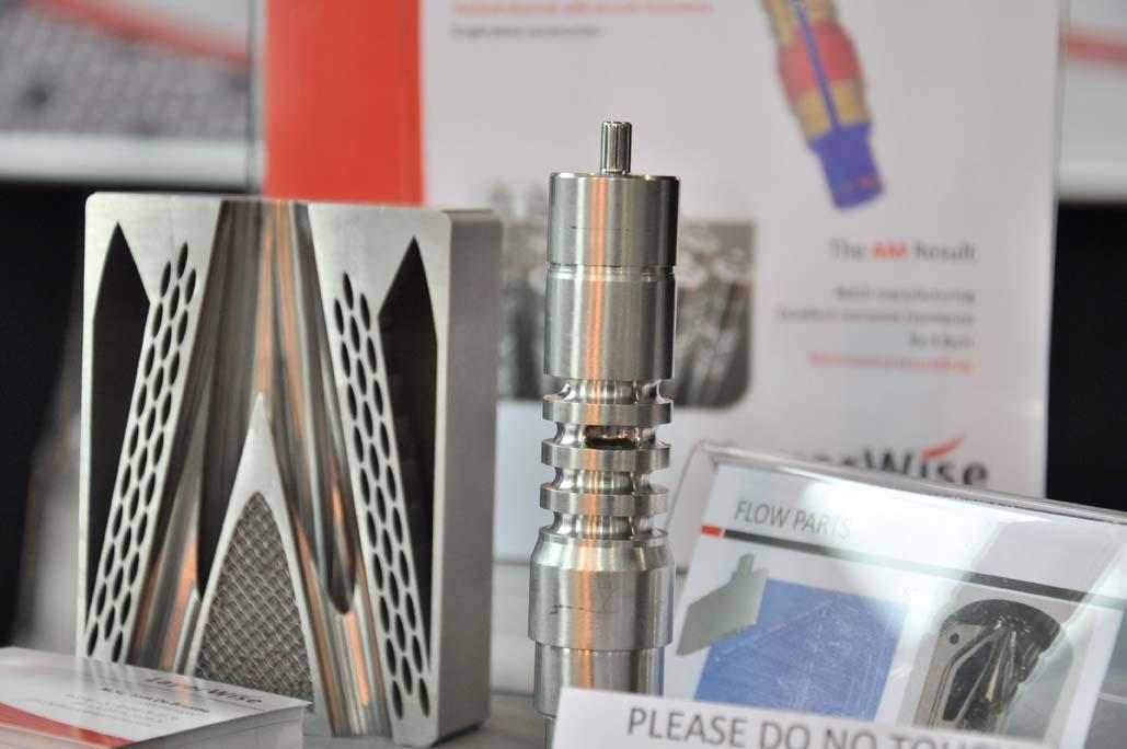 LayerWise: 3D printen komt in elke metaal werkplaats