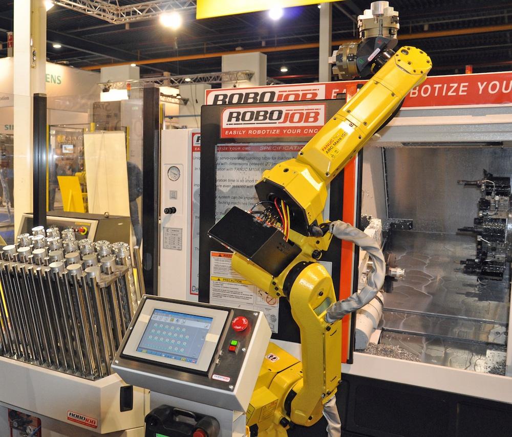Mazak toont automatiseringsoplossingen uit de Benelux