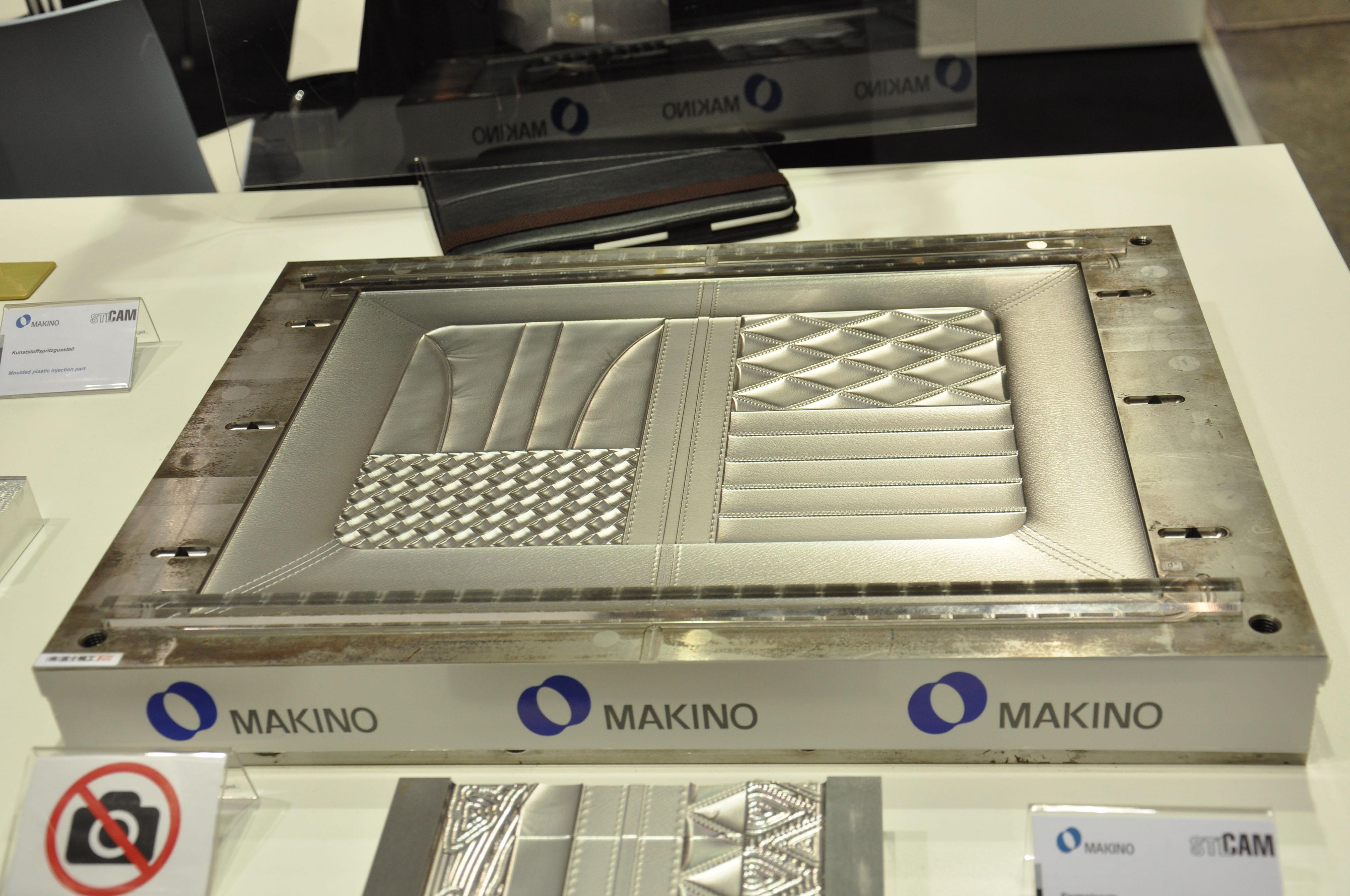 Makino genereert NC-programma uit puntenwolk