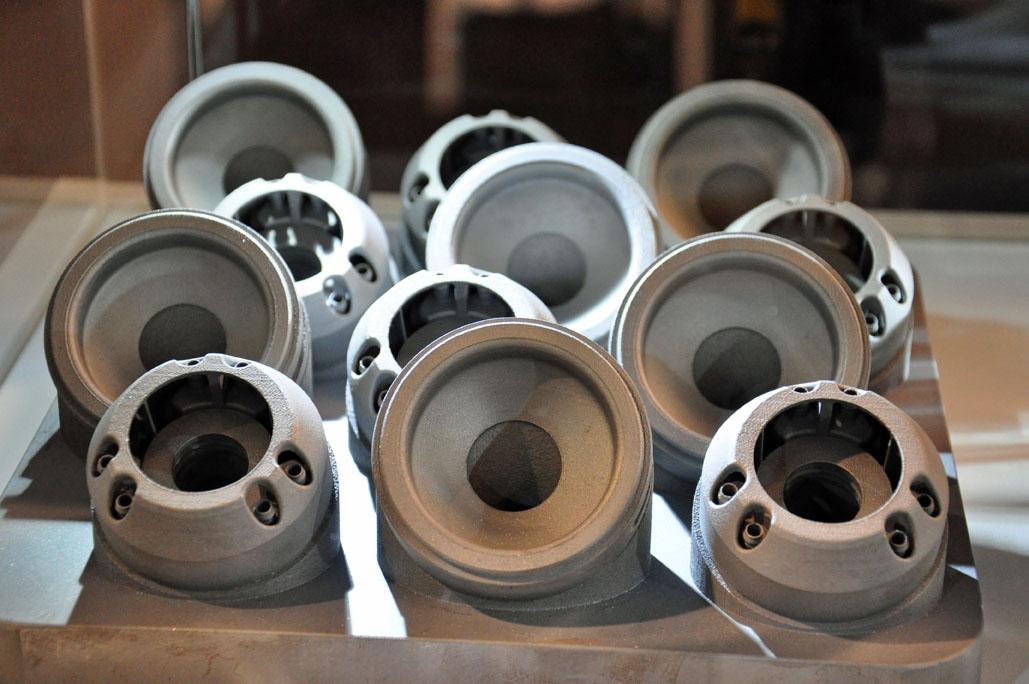 Foto-album 3D printen op EuroMold