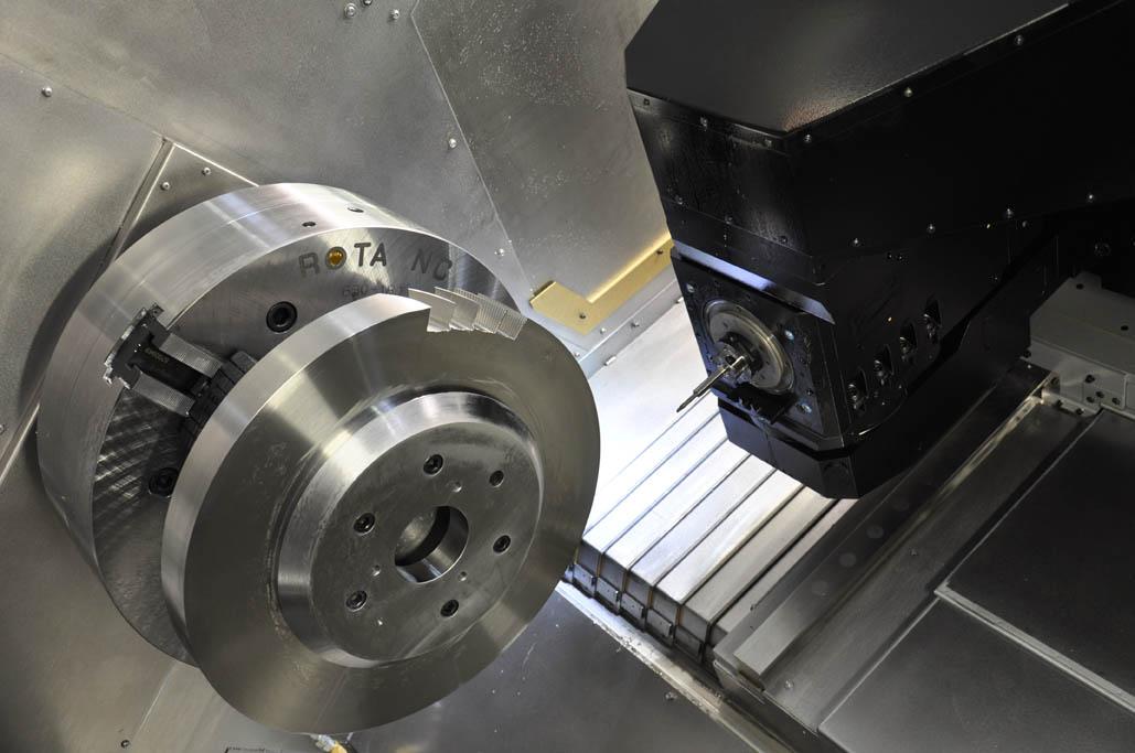 Monforts Werkzeugmaschinen in Taiwanese handen