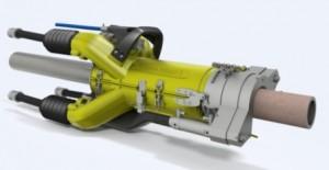 De PiBlaster zoals deze gebruikt wordt.