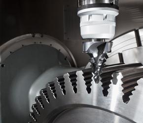 Nieuwe freesstrategie voor 5-assig CNC frezen tandwielen