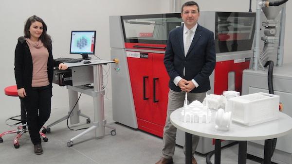 Turkse gieterij investeert in Voxeljet 3D printtechnologie