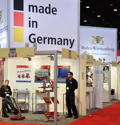 Amerikaanse vraag steunpilaar Duitse machinebouwers