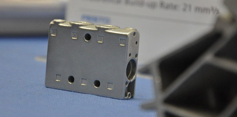 RapidPro: Vlaamse techniek doorbraak 3D printen metalen componenten?