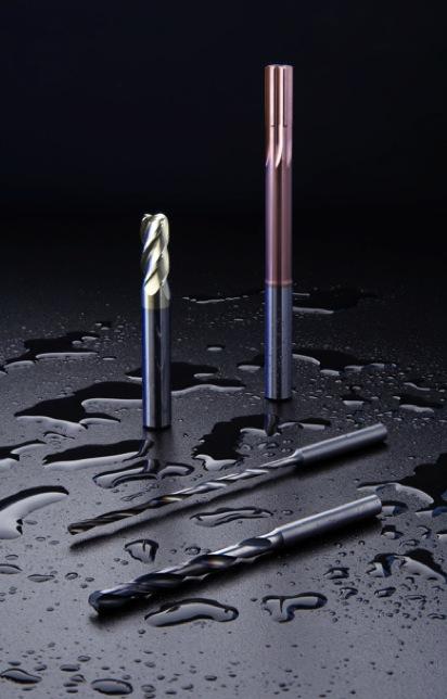Ceratizit presenteert lijn volhardmetalen frezen