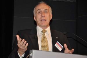 Andreas Saar, vice president PLM bij Siemens USA.