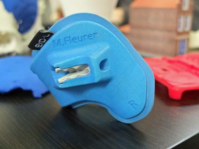 3D Worknet print individuele enkelbraces