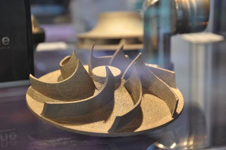 Markt voor 3D printen komt in beweging
