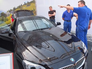 BMW B6 Biturbo