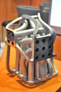 Additive manufacturing is een van de doorbraaktechnologieën voor de Vlaamse industrie.