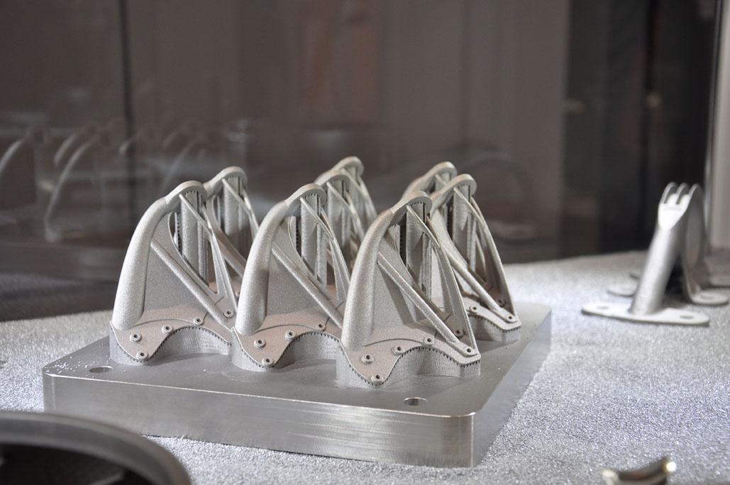 Rapid Tech toont 3D print toepassingen uit de industrie