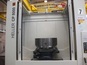 Heller CP 8000
