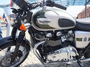 Triumph Bonville 11- Years