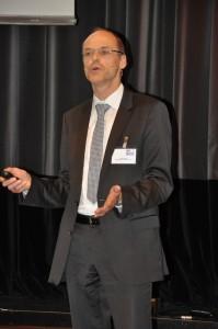 Peter Vogl van Grob-Werke: meer voordelen dan alleen lager energieverbruik.