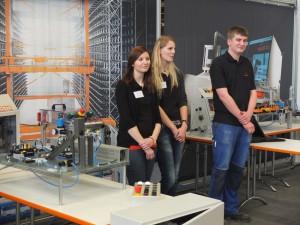 In Duitsland groeit de interesse van meisjes voor technische studies.