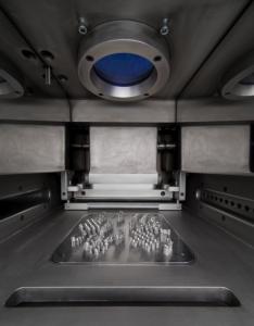 Renishaw is een van de aanbieders van lasersmeltmachines voor metaal printen.