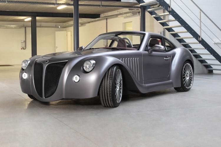 3D printen doet Belgisch automerk Imperia GP herleven