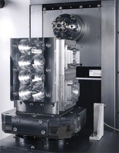 Het boor-tap-freescentrum LH320 van Litz Hitech