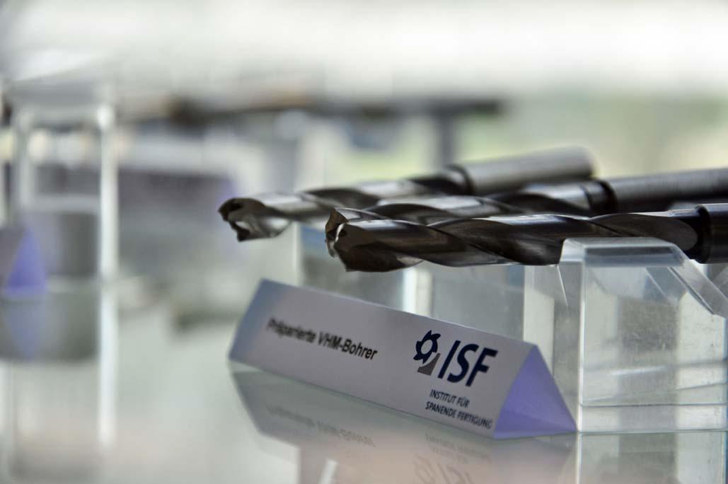 ISF Dortmund: verspanen in een modern productieproces