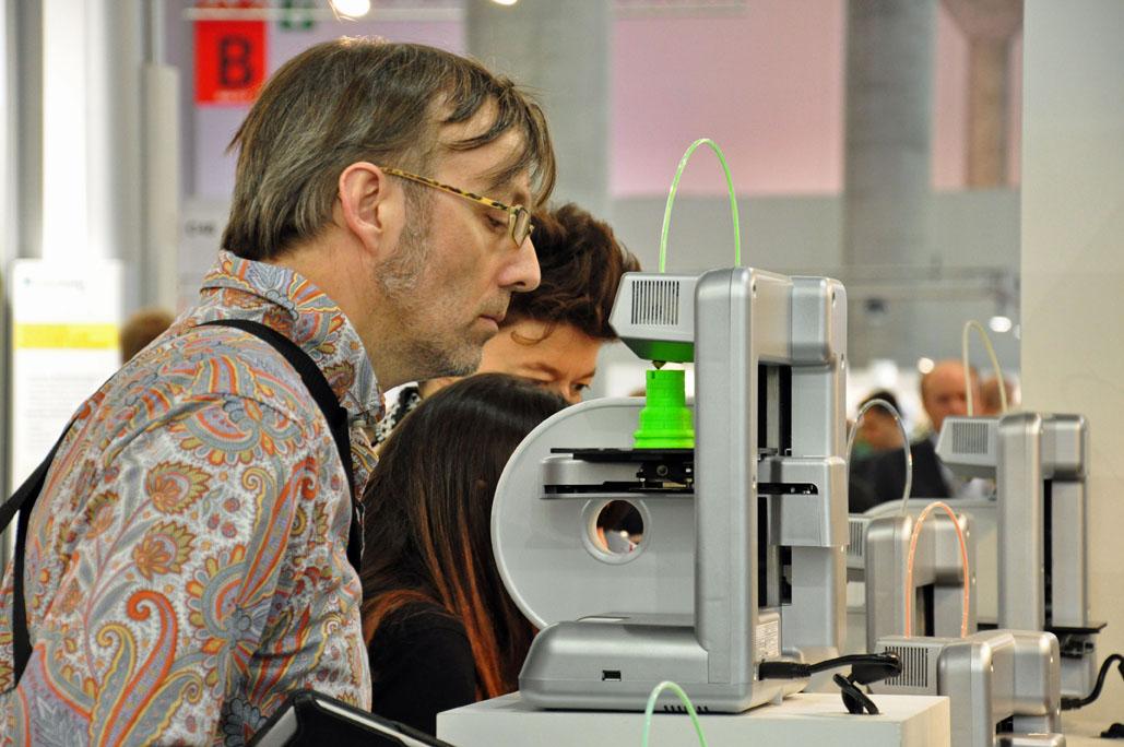 Onderzoek Windesheim: elk mkb-bedrijf kan iets met 3D printen