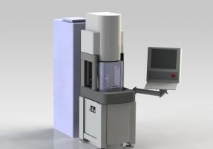 De nieuwe PemTec 400 Compact die op de EMO voor het eerst wordt getoond.