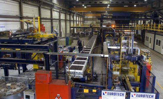 Eurotech wil met nieuwe aandeelhouder omzet verdubbelen